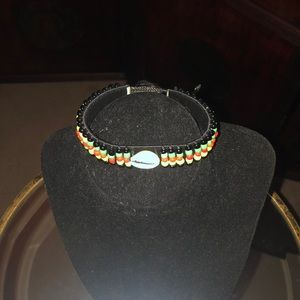 African Bracelet with Shell